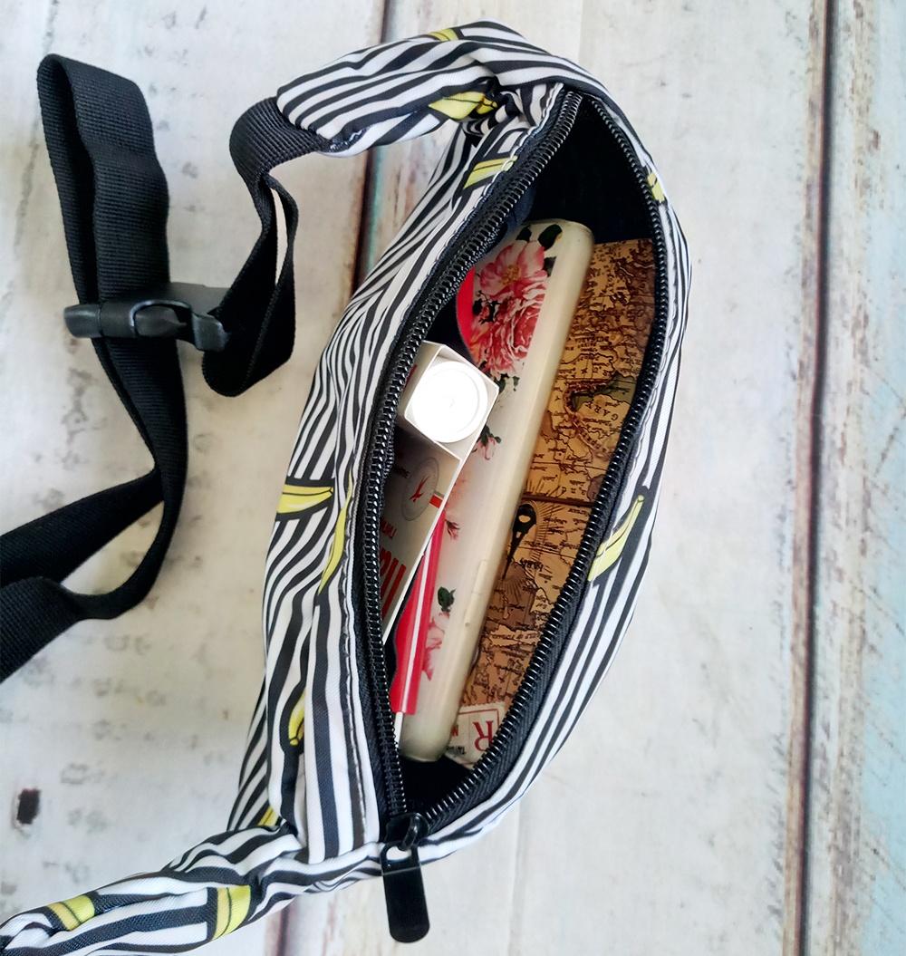 кошелек бананка на пояс