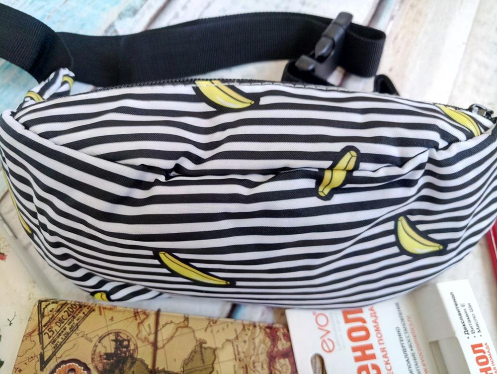 кошелек сумка бананка на пояс