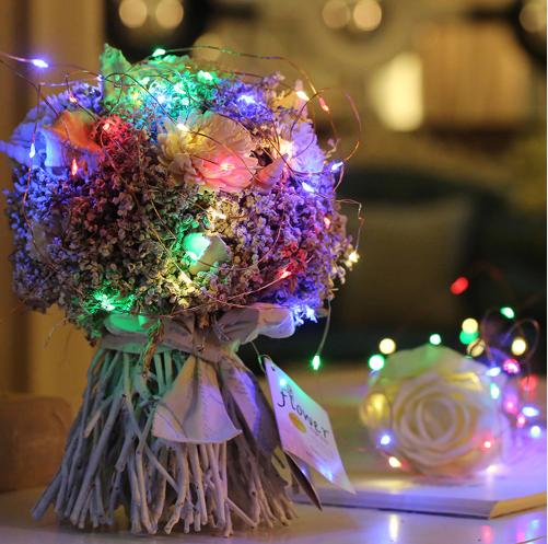 гирлянда новый год декор