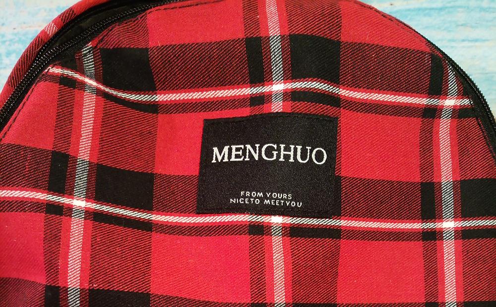 рюкзак menghuo