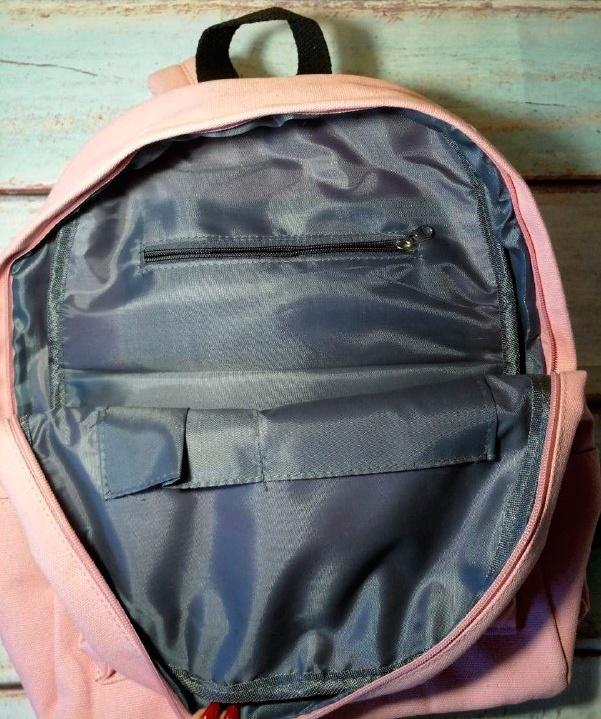 подкладка в рюкзаке